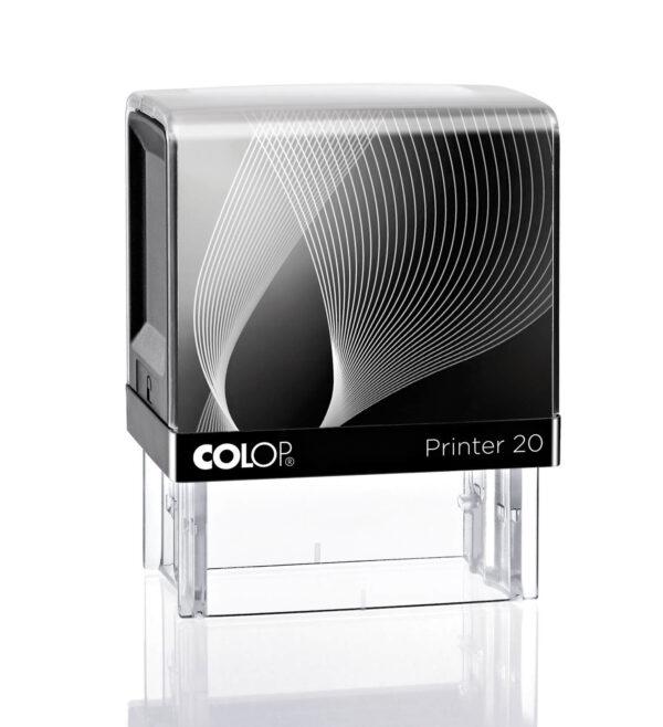 pieczątka automatyczna Colop IQ 20 czarna