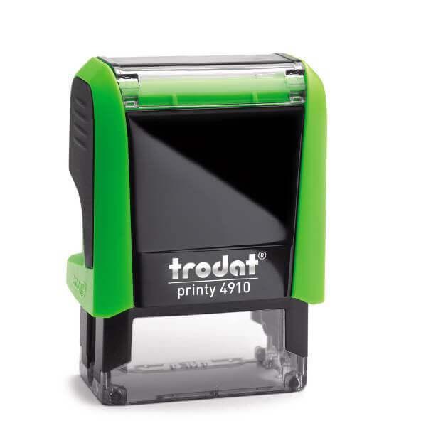 Trodat Printy 4.0 zielony