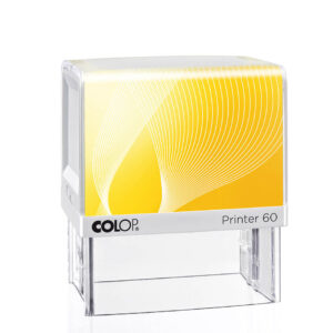 Colop IQ 60 biało-żółty