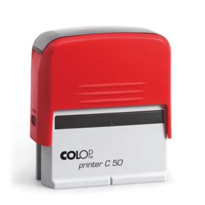 Colop Printer 50 czerwony
