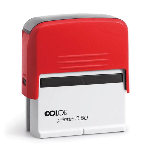Colop Printer 60 czerwony