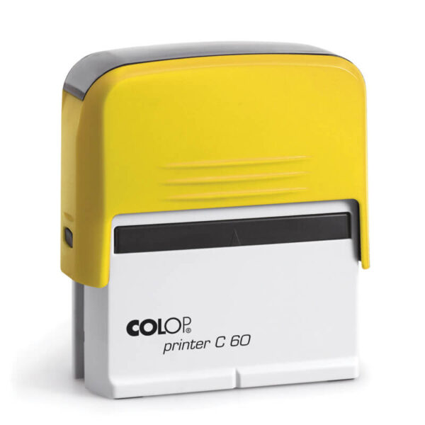 Automat Colop Printer 60 zółty