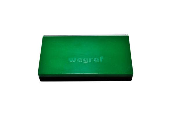 Poduszka na tusz zielona