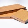 Poduszki drewniane do tuszu