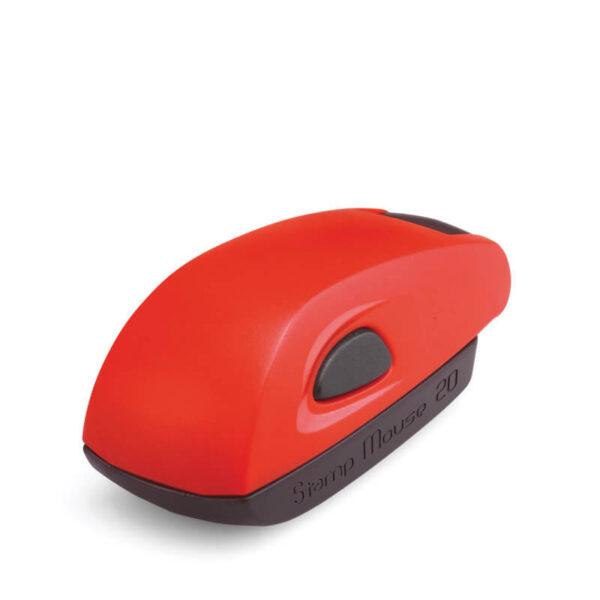 Colop mouse 20 czerwona