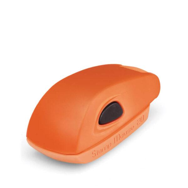 Colop Mouse pomarańczowa