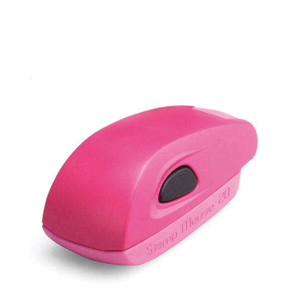 Obudowa Colop Mouse różowa