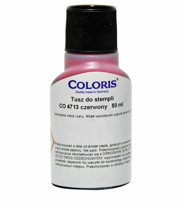 Coloris 4713 czerwony
