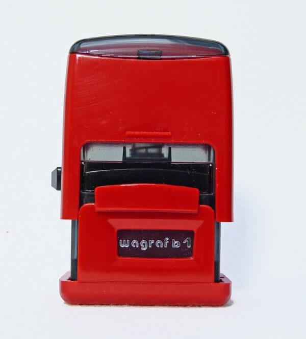 Wagrab B1s czerwony