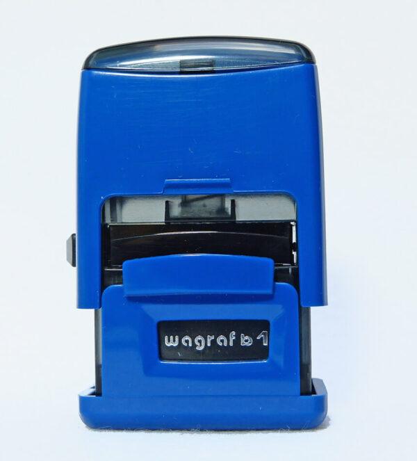 Wagraf B1s niebieski