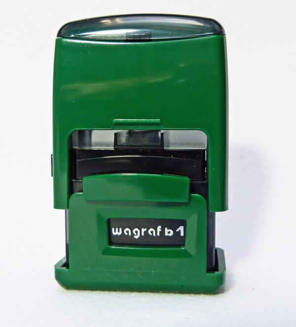 Wagraf B1s zielony