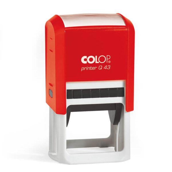 Colop Q43 czerwony