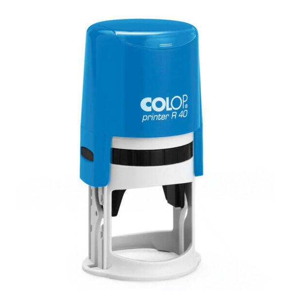Pieczatka automatyczna Colop R40 niebieski