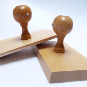 Stelpme drewniane komplet