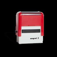 Wagraf compact 2s czerwona otwarta