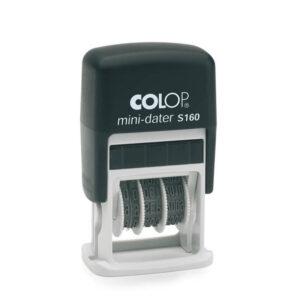 Minidatownik z płytka Colop S160