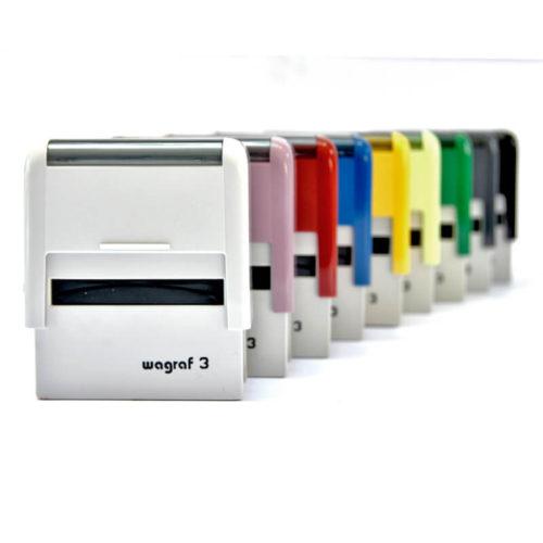 Wagraf 3 biurowy mix kolorów