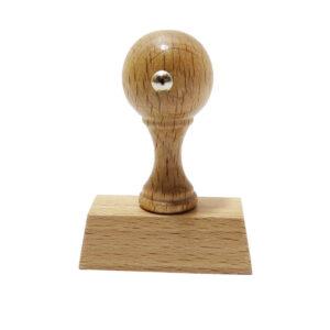 Stempel drewniany 45x20 mm