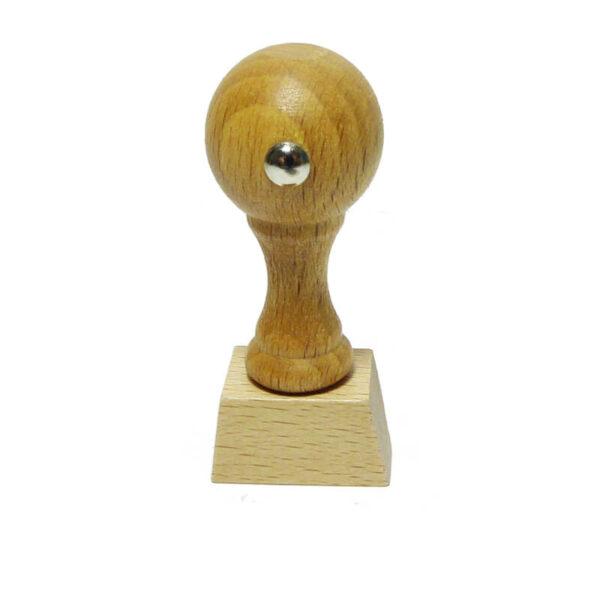 Stempel drewniany 25x10 mm