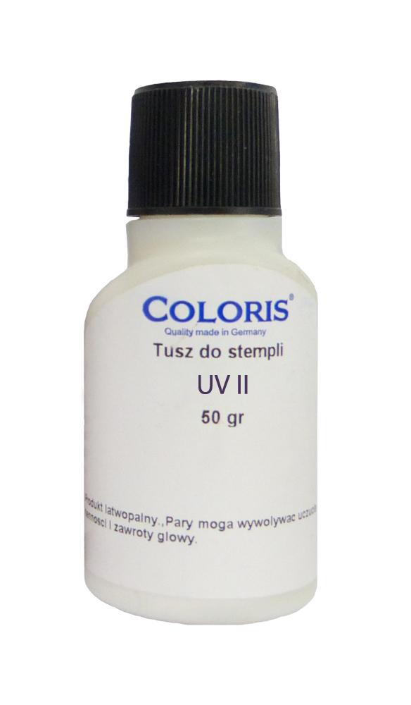 tusz UV II