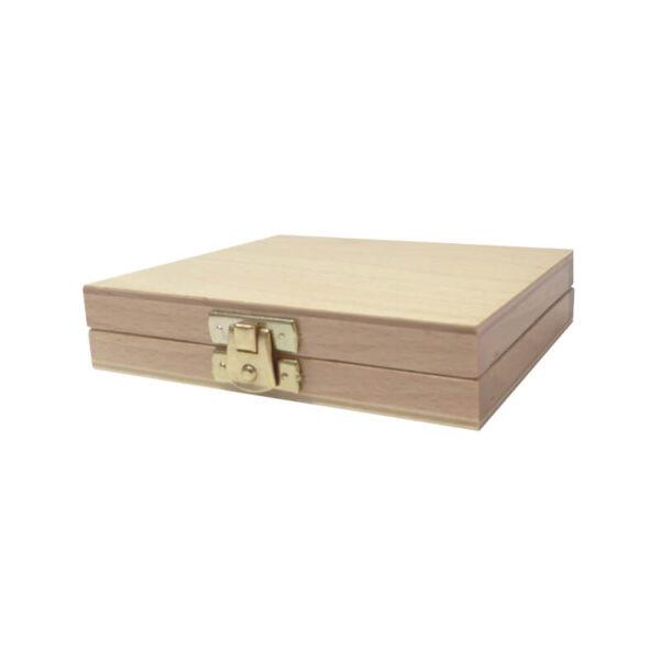 Poduszka drewniana na tusz