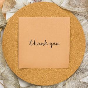 stempel wspierający sprzedaż wzór dziękujemy za zakup 15